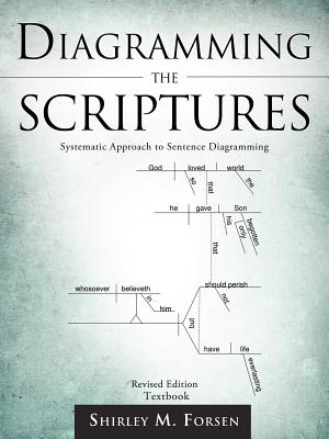 Image for Diagramming the Scriptures: Systematic Approach to Sentence Diagramming