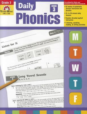 Image for Daily Phonics, Grade 3 - Teacher's Edition