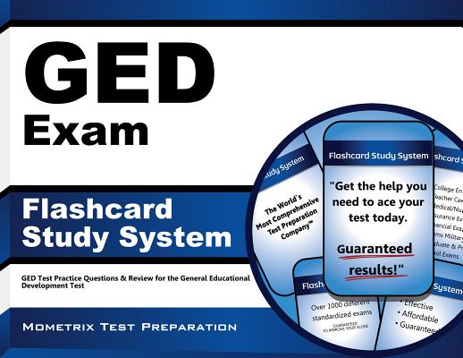 Image for GED Exam Flashcard Study System: GED Test Practice Questions & Review for the General Educational Development Test (Cards)