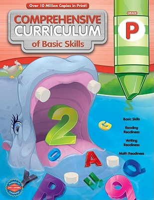 Image for Comprehensive Curriculum of Basic Skills, Grade PK