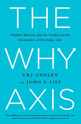 Image for Why Axis: Hidden Motives and the Undiscovered Economics of Everyday Life