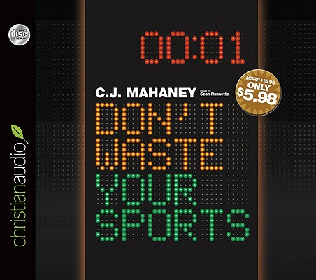 Image for Don't Waste Your Sports CD Audiobook