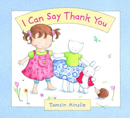 Image for I Can Say Thank You (Picture Book)