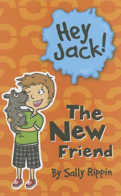 Image for HEY JACK! THE NEW FRIEND