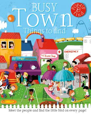 Busy Town: Things to Find (Books in Action)