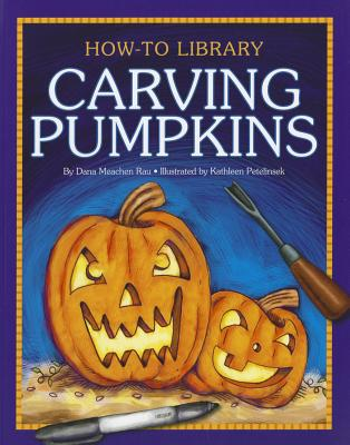 Image for Carving Pumpkins (How-to Library)