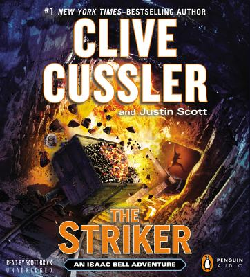 The Striker, Cussler, Clive; Scott, Justin