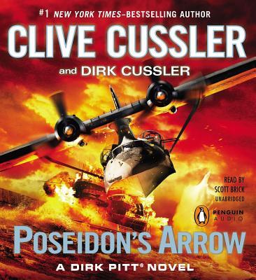 Image for Poseidon's Arrow (Dirk Pitt Adventure)