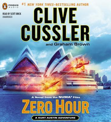 Image for Zero Hour (The NUMA Files)