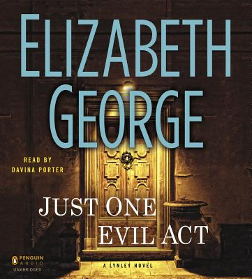 Image for Just One Evil Act: A Lynley Novel