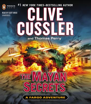 Image for The Mayan Secrets (A Sam and Remi Fargo Adventure)