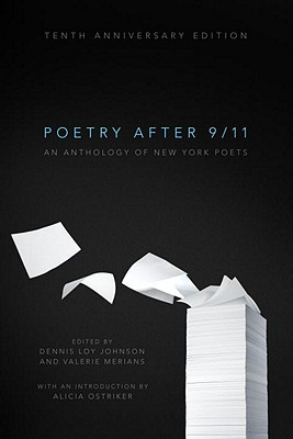 POETRY AFTER 9/11, DENNIS LOY JOHNSON