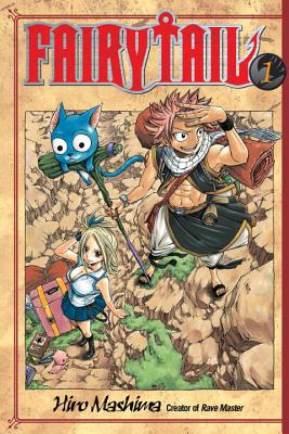 Image for Fairy Tail 1