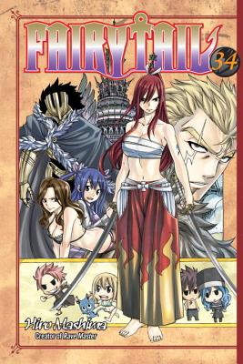 Image for FAIRY TAIL 34