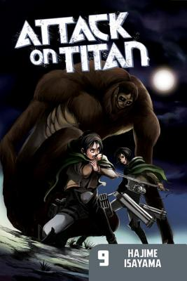 Image for ATTACK ON TITAN 9