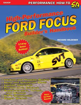 Image for High Performance Ford Focus Builder's Handbook