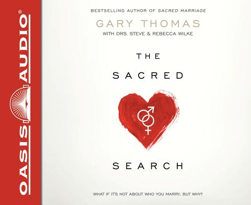 Image for Sacred Search Unabridged Audiobook on CD