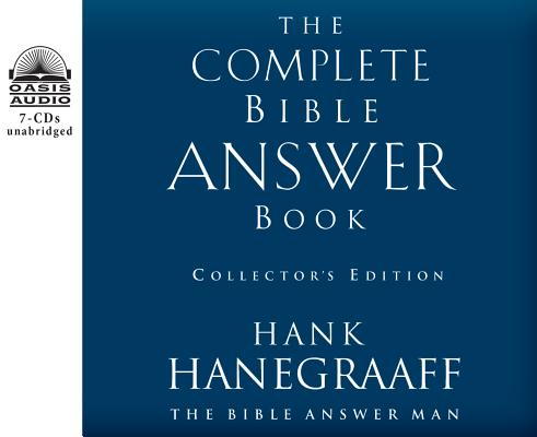 The Complete Bible Answer Book: Collector's Edition, Hanegraaff, Hank