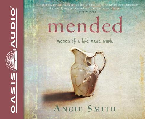 Image for Mended: Pieces of a Life Made Whole