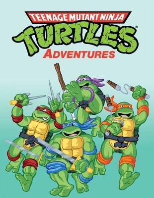 Image for Teenage Mutant Ninja Turtles Adventures Volume 1