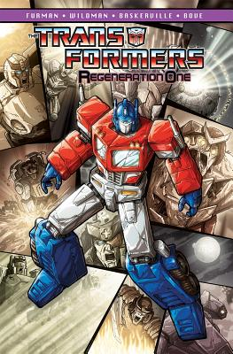 Image for Transformers: Regeneration One Volume 1