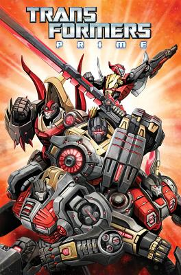Transformers Prime: Rage of the Dinobots, Mike Johnson, Mairghread Scott