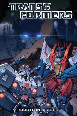 Image for Transformers: Robots In Disguise Volume 3