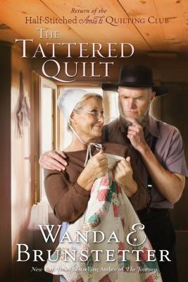 Image for TATTERED QUILT:THE RETURN OF THE HALF-STITCHED AMISH QUILTING CLUB, THE