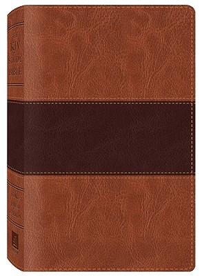 Image for The KJV Study Bible (Two-Tone Brown) (King James Bible)
