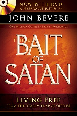 Image for The Bait of Satan: Living Free from the Deadly Trap of Offense (Book with DVD)
