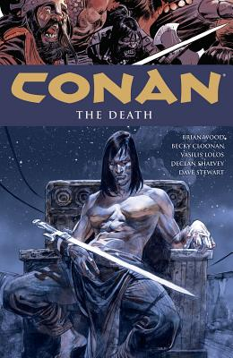 Conan Volume 14: The Death, Wood, Brian