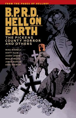 B.P.R.D. Hell on Earth Volume 5: The Pickens County Horror and Others, Mike Mignola