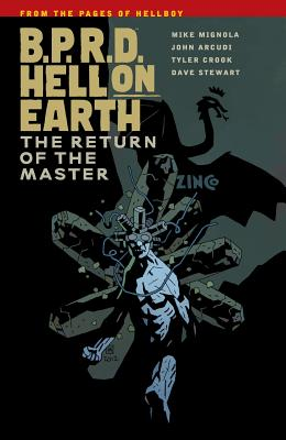 B.P.R.D. Hell on Earth Volume 6: The Return of the Master, Mike Mignola