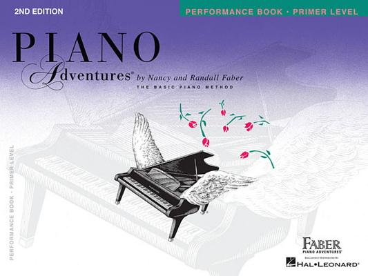 Image for Primer Level - Performance Book: Piano Adventures