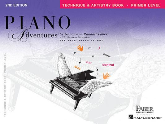 Image for Piano Adventures Technique and Artistry Book, Primer