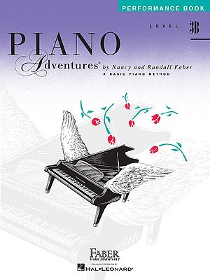Image for Level 3B - Performance Book: Piano Adventures