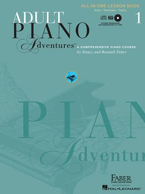 Image for Adult Piano Adventures All-in-One Lesson Book 1