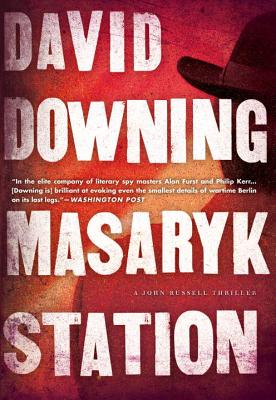 Image for MASARYK STATION JOHN RUSSELL