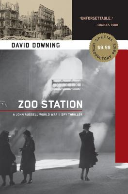 Image for Zoo Station: a John Russell World War 2 Spy Thriller