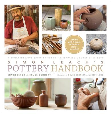 Image for Simon Leach's Pottery Handbook