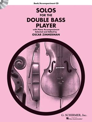 Image for Solos for the Double Bass Player: Double Bass and Piano