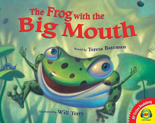 Image for Frog with the Big Mouth