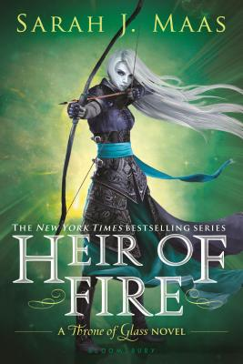 Image for Heir of Fire (Throne of Glass)