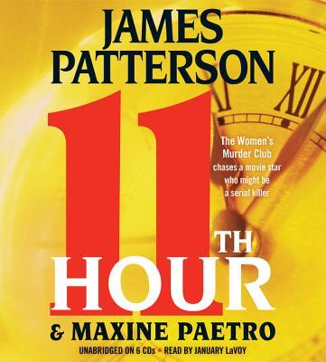 11th Hour (Women's Murder Club), James Patterson, Maxine Paetro
