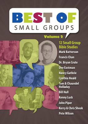 Image for Best of Small Groups, Volume 2: Study Guide [With DVD]