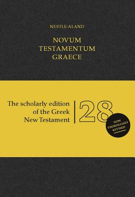 Image for Novum Testamentum Graece: Nestle-Aland  (Greek Edition)