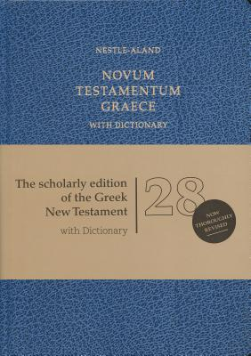 Image for Novum Testamentum Graece With Dictionary: Nestle-Aland (Ancient Greek Edition)