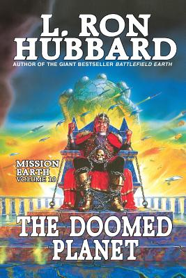 Image for Doomed Planet, the: Mission Earth Volume 10