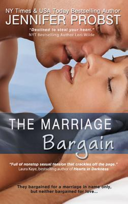 The Marriage Bargain (Marriage to a Billionaire), Probst, Jennifer