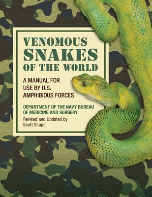Image for Venomous Snakes of the World: A Manual for Use by U.S. Amphibious Forces